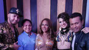Samy y Sandra Sandoval estrenan La Patrona remix celebrando los 500 años de la Ciudad de Panamá