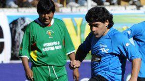 Líderes de la izquierda latinoamericana despiden a Maradona