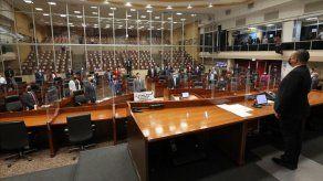 Asamblea Nacional (AN) concluye la segunda legislatura del segundo periodo de sesiones ordinarias 2020-2021.