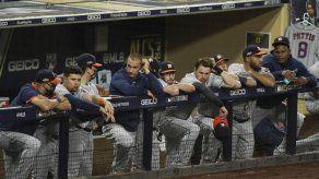 Los Rays silencian a los bates de los Astros