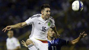 Atlético de Madrid ficha al mexicano Héctor Herrera