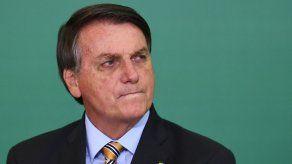 El presidente Jair Bolsonaro.