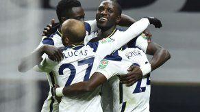 Tottenham vence a Brentford; avanza a final de Copa de Liga