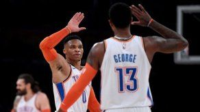 George y Westbrook
