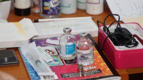 Autoridades realizaron el allanamiento en una clínica médica y estética ubicada en Pedregal.