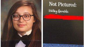 Alabama: Retiran foto de alumna porque posó con smoking