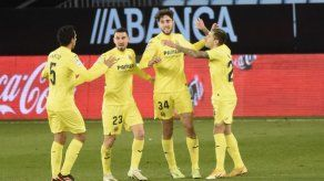 El Villarreal golea 4-0 al Celta de Coudet y se pone tercero