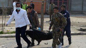Varias víctimas en atentado suicida en Kabul a la salida de las oficinas