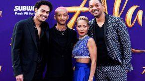 Preestreno de Aladdin en Hollywood