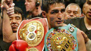 Erik Morales exaltado al Salón de la Fama del boxeo
