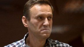 Opositor Navalni se declara en huelga de hambre en prisión