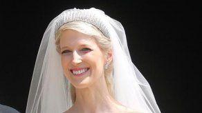 Lady Gabriella de Windsor quería inicialmente un vestido de novia sencillo y nada tradicional