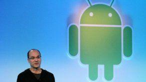 Renuncia el creador del sistema Android de Google
