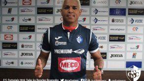 Ruso Barahona firmó con Cartaginés y tendrá su primer experiencia en Costa Rica