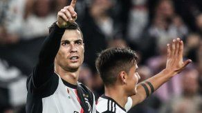 La Juventus derrota con facilidad al Leverkusen con dianas de Cristiano e Higuaín