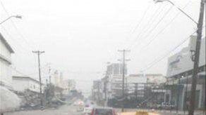 Fuertes lluvias causan inundaciones en diversos puntos de la Capital