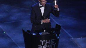 Jürgen Klopp gana el premio The Best al mejor entrenador del año