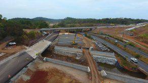 Proyecto de ampliación de la vía puente de Las Américas - Arraiján.