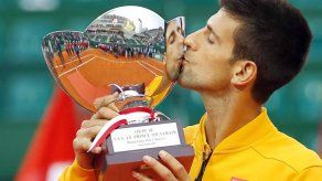 El serbio Novak Djokovic gana su segundo Torneo de Montecarlo
