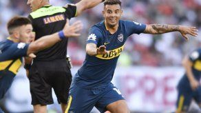 Barrios y Cardona vuelven a entrenar con Boca
