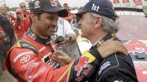 Sainz conquista su segunda corona en el Rally Dakar