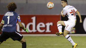 Libertadores: Sao Paulo iguala 1-1 con César Vallejo