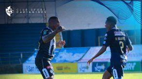 Román Torres rescató el empate para Cartaginés en Costa Rica