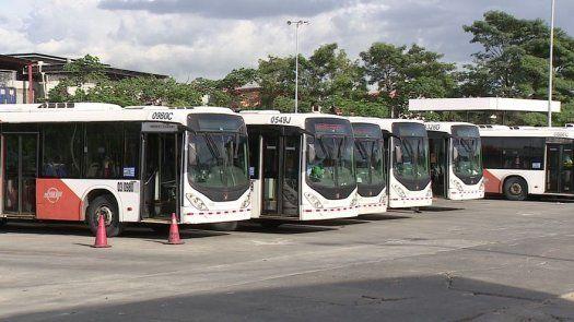 Desvíos del Metro Bus en San Miguelito y Juan Díaz por desfiles el 10 de noviembre
