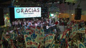 Laurentino Cortizo es electo nuevo presidente de Panamá