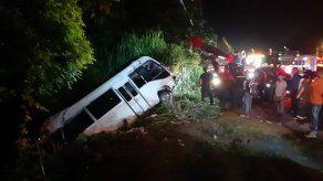 Accidente de tránsito en Las Cumbres deja víctimas fatales y varios heridos