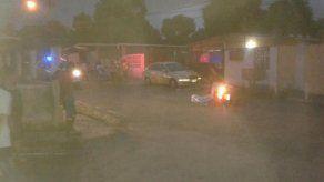 Asesinan a motorizado en calle 13 de Ciudad Radial