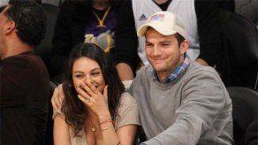 Mila Kunis se siente afortunada de tener dos hijos que se llevan tan bien