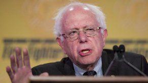 El senador Sanders se postulará a la presidencia