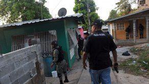 Cifras de homicidios bajan un 24% en Panamá