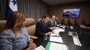 Presidentes de Centroamérica elaboran Plan de Contingencia Regional contra el coronavirus