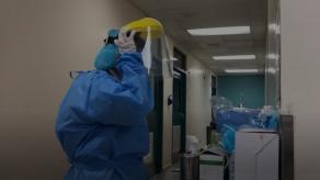 Técnicos de enfermería piden pago de retroactivos
