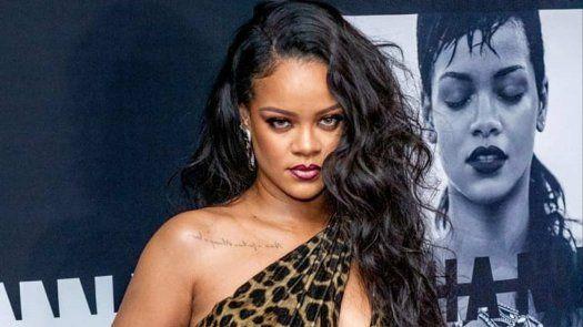 Rihanna ha estado trabajando en el álbum desde hace ya un largo tiempo en secreto.