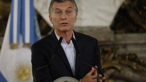 Macri enfrenta una nueva huelga en medio de la campaña electoral de Argentina
