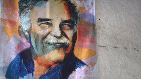 Bogotá recuerda a García Márquez con un mural gigante