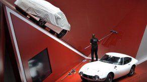 La austeridad trae autos más pequeños a la feria de Ginebra