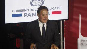 Presidente de Panamá urge aprobar ley para castigar la evasión fiscal