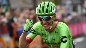 Dumoulin sigue delante de Quintana tras etapa 17 de Giro