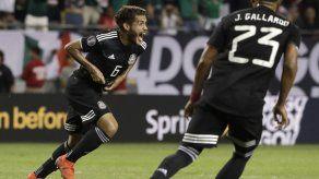 México vence 1-0 a EEUU con gol de dos Santos y es campeón