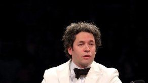 Gustavo Dudamel alucina a los jóvenes en su proyecto con la Mahler Chamber