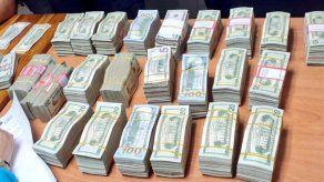 Incautan B/. 250,576.00 en efectivo en San Francisco