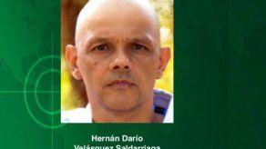 Colombia ofrece casi un millón de dólares por captura de exlíder rebelde