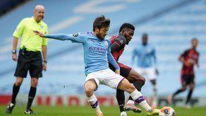 David Silva brilla en el triunfo del City ante un casi descendido Bournemouth