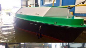 Canal de Panamá incluye buque LNG a escala en centro de capacitación de maniobras