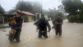 Ciclón Eta deja unos 150 muertos o desaparecidos en Guatemala