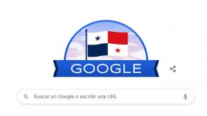 Google celebra con Panamá los 117 años de República